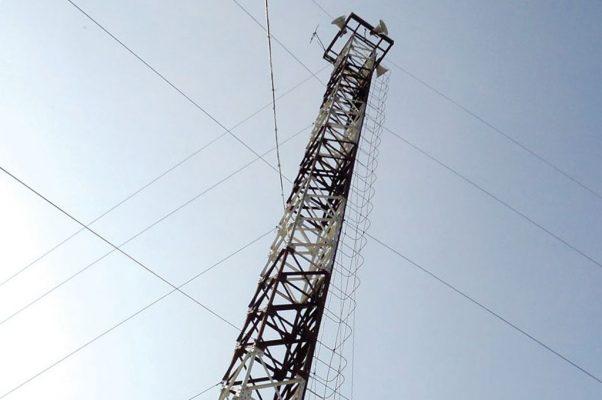 Cáp cứng ứng dụng trụ điện viễn thông