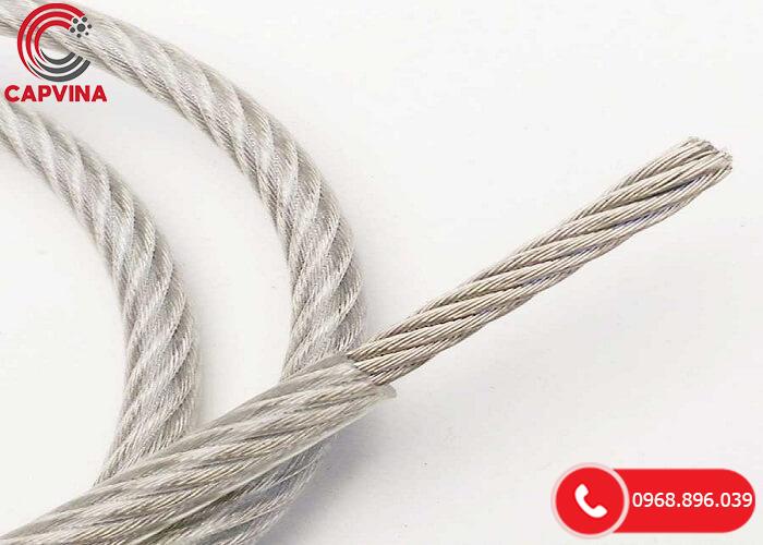 Ứng dụng dây cáp thép 10 mm