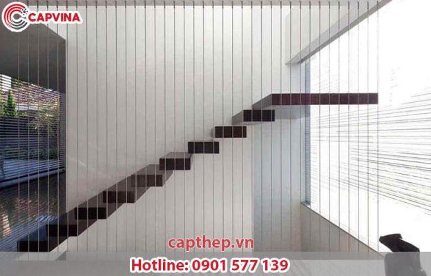 Cầu thang dây cáp: Nâng tầm cấu trúc không gian riêng của bạn