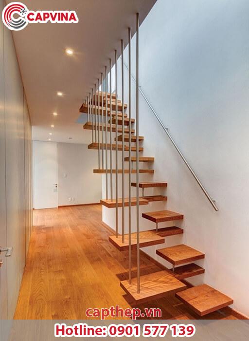Một số mẫu cầu thang dây cáp siêu đẹp 3