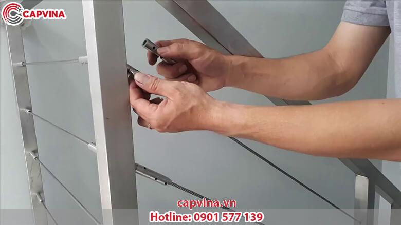 ứng dụng của dây cáp thép 2