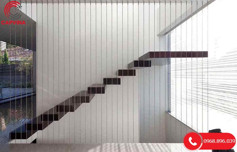 Ứng dụng tăng đơ cáp inox trong trang trí nội thất